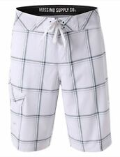 1f41a85eff Mossimo Men's Board Shorts Trunks Below Knee 4-Way Stretch 11