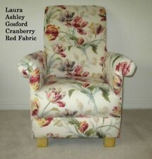 Laura Ashley Floral Armchairs