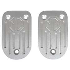 COBALT TWO PIECE BILLET PEDAL COVER KIT MGB MGC MANUAL ONLY 190-790