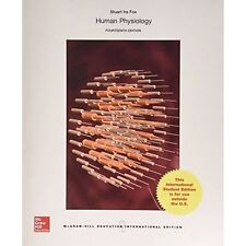 Human Physiology by Fox, Stuart, NEW Book, FREE & FAST Delivery, (Paperback)