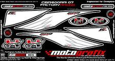 Honda CBR600RR CBR600 RR 07 08 Rear Fairing Number Board 3D Gel Protector