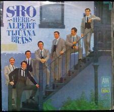 HERB ALPERT AND THE TIJUANA BRASS S.R.O. VINYL LP AUSTRALIA