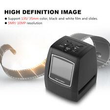 "USB Scanner Diapositive Fotografico Pellicola 2.6""LCD Negativi Digitale"