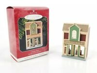 "Hallmark Grocery Store 1998 ""Nostalgic Houses and Shops"" 15th in Series Ornament"