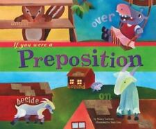 If You Were a Preposition (Word Fun)-ExLibrary