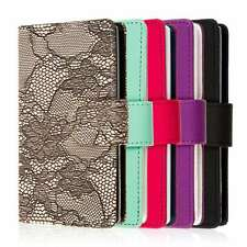 for Sharp Aquos Crystal Wallet Case (306SH)  FLEX FLIP ID Credit Card Covers