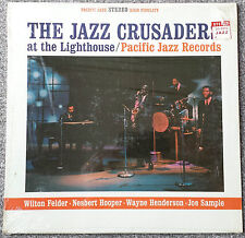 The Jazz Crusaders - At The Lighthouse....Sealed Vinyl LP 1962 PJ-57