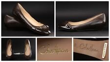 Cole Haan Women's 8 B Brown / Leather Flats NikeAir Sole - Fast Ship!