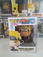 Funko POP ANIMAZIONE #185 Naruto Sage Mode EDIZIONE SPECIALE