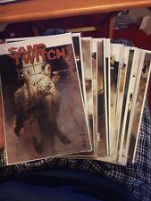 Sam and Twitch Comic Lot Run Set Image Comics Mcfarlane Bendis 17 issues NM