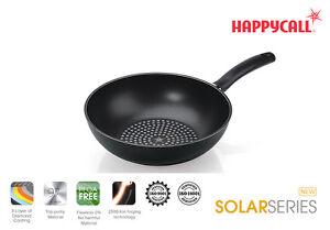 Happycall Solar Diamond Wok - 26cm