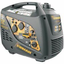 FIRMAN W01784 120VAC 1700W Inverter Generator - Black