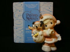 New ListingPrecious Moments-Disney Showcase-Mickey-Donald-Go ofy-Limited Edition Ornament
