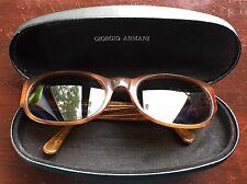 Ladies Vintage Georgio Armani Sunglasses In Original Case
