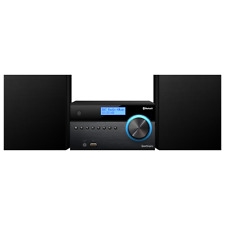 Goodmans MICRODAB18BT DAB+ FM CD  Microsystem with Bluetooth & USB