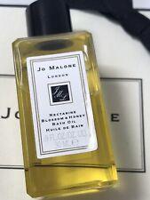 Jo Malone Nectarine Blossom &Honey Luxury Perfumed Bath Oil Travel Size 30ml