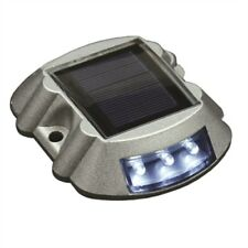 Boat Marine Solar Dock Deck Light With 3 Position Switch Flashing / On / Off