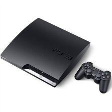 PS3 SUPER SLIM CONSOLE 320GB CHARCOAL BLACK