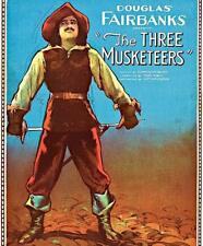 THE THREE MUSKETEERS 1921 Movie Film PC Windows iPad INSTANT WATCH