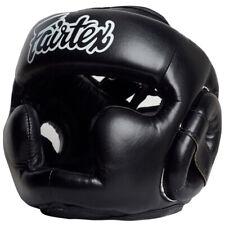FAIRTEX HGK15 KIDS JUNIOR HEADGUARD MUAY THAI KICKBOXING MMA HEADGEAR HEAD KID