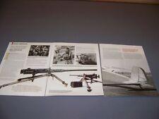 """VINTAGE..BROWNING """"MA DEUCE"""" GUN HISTORY ..HISTORY/PHOTOS/DETAILS..RARE! (193M)"""