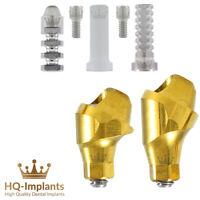 Angular 30° Multi Unit Mini Kit Abutment Dental Implant Conical Connection NP