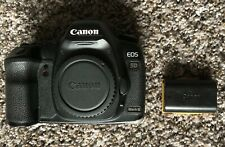 Canon EOS 5D Mark II 21.1MP Full Frame Digital SLR Camera Body Only and Battery