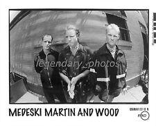 Medeski Martin and Wood   Ryko Original Music Press Photo