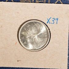 1965 Higher Grade Quarter from old Roll Collection - see scans  - inventory# X37