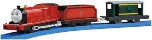 Thomas & Friends TAKARA TOMY Plarail James TS-05 Red Tank Engine Train Toy New