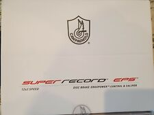 Brand New In Box - Campagnolo Super Record 12sp Disc Right Eps Shifter