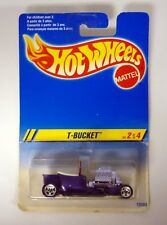 Hot Wheels T-BUCKET 2/4 die-cast coche MOC COMPLETO 1994