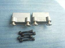 NITRO1/8 RC BUGGY THUNDER TIGER EB4 S2.5 ENGINE MOUNT SET NEW