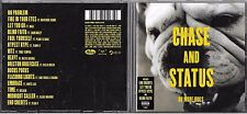 CD 15 TITRES NO MORE IDOLS CHASE AND STATUS DE 2011 EUROPE