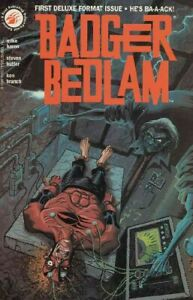 Badger (V2) #1 NM 1991 First Comic Book