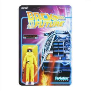 Super7 - Back to the Future ReAction Marty McFly (Radiation Suit) Figure