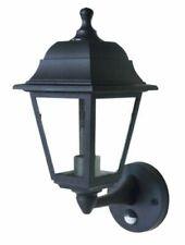 Coach 4 Panel Lantern Outdoor Garden Security Wall Light Lamp PIR
