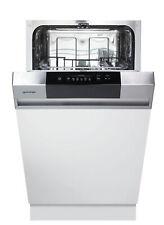 Gorenje GI 52010 X Teilintegriebarer Einbaugeschirrspüler Spülmaschine 45 cm
