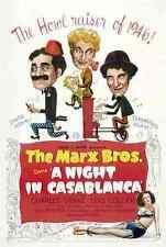 Film A Night In Casablanca 01 A4 10x8 Photo Print