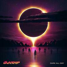 Gunship - Dark All Day [New Vinyl LP] Gatefold LP Jacket
