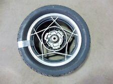 1981 Suzuki GS650 L S662. rear wheel rim 16in