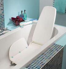 Aquila Bath Lift Lightweight Battery Powered Reclining Bath Lift