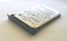 "Dell Inspiron 6400 80GB 2.5"" SATA Hard Drive with Caddy, XP Pro and Drivers"