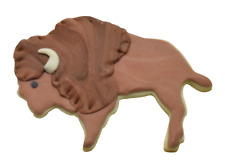 "Buffalo Bison 4"" Cookie Cutter Animal"
