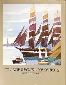 GRANDE REGATA COLOMBO 92 - 1992