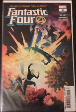 Fantastic Four # 2 3 4 7 (2018) Vol 6 Marvel Comics Lot 4 LGY 647 648 649 652