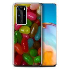eSwish Gel/TPU Phone Case for Huawei P40 Pro /Sweets & Candy
