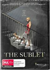 The Sublet (DVD, 2017) New Region 4 Free Post