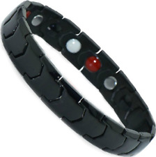 ENERGY POWER TITANIUM SCALAR QUANTUM BRACELET ANTI EMF THERAPY   ** 4 in 1**
