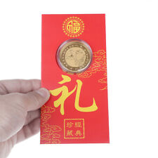 2019 Chinese new year red envelopes lucky money pockets Pigs Commemorative Coins